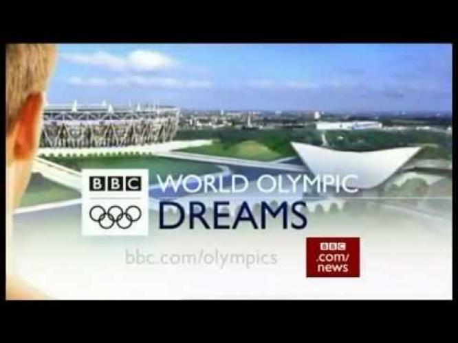World Olympic Dreams next episode air date poster
