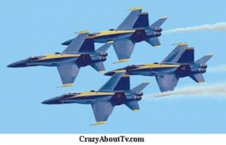 The Blue Angels next episode air date poster