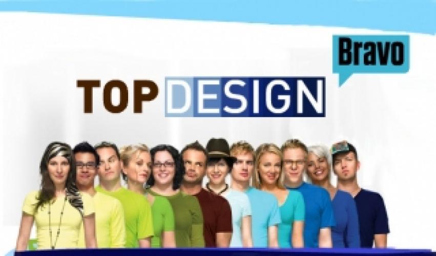 Top Design next episode air date poster