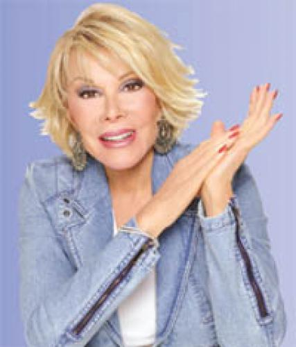 Joan Rivers: Can We Dish? next episode air date poster