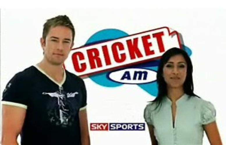 Cricket AM next episode air date poster