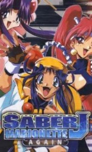 Saber Marionette J (JP) next episode air date poster