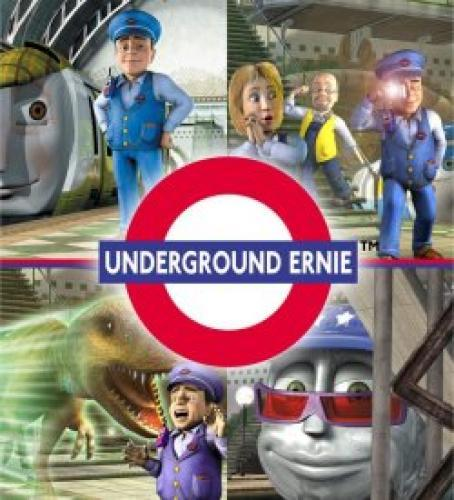 Underground Ernie next episode air date poster
