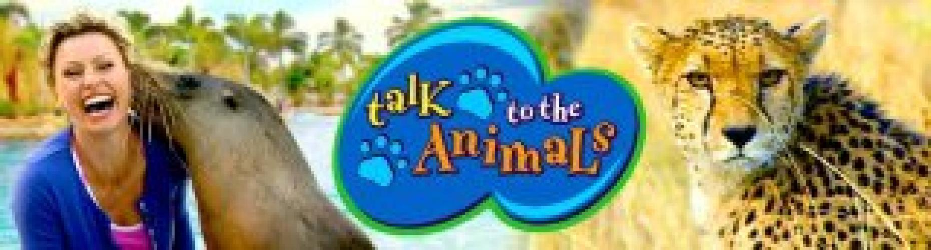 Talk To The Animals next episode air date poster