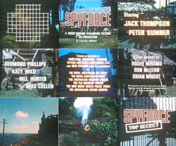 Spyforce next episode air date poster