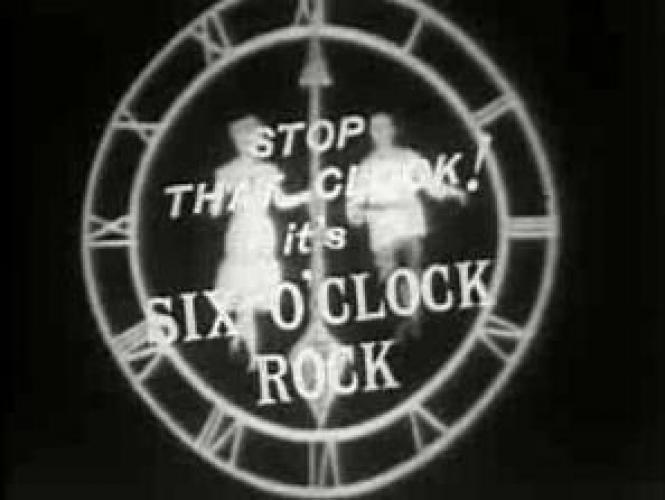 Six O'Clock Rock next episode air date poster