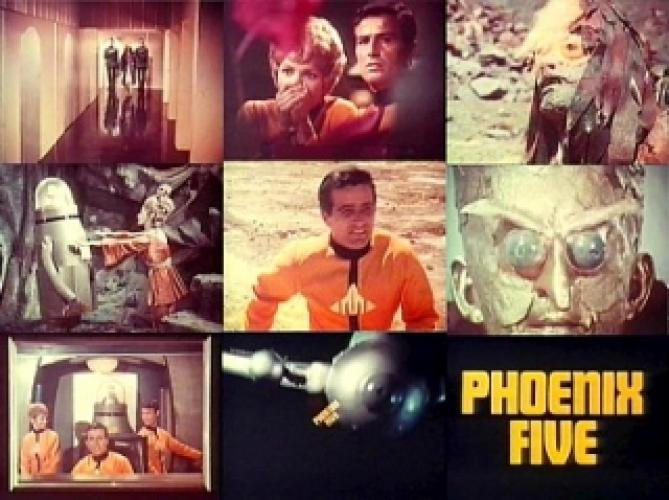 Phoenix Five next episode air date poster