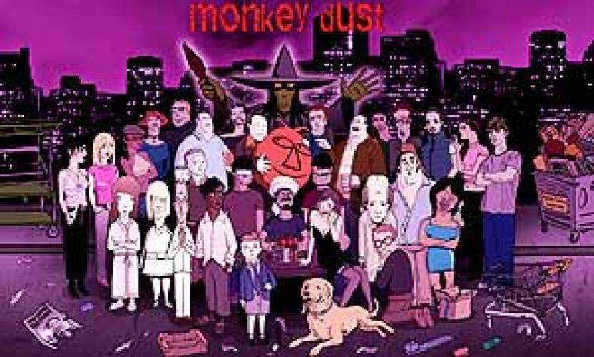 Monkey Dust next episode air date poster