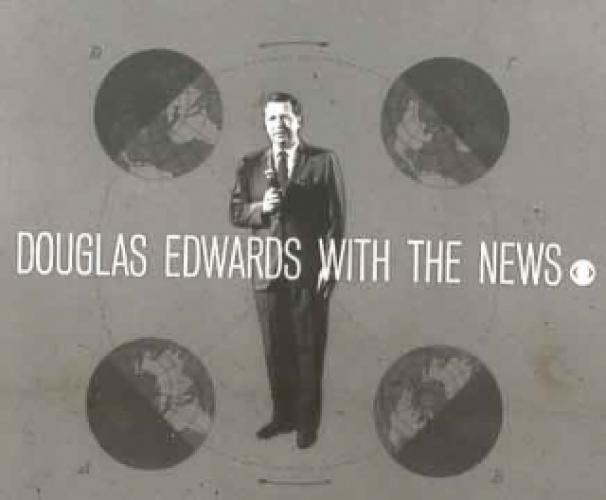 Douglas Edwards With The News next episode air date poster