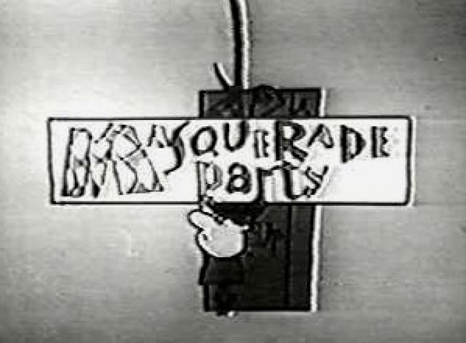 Masquerade Party next episode air date poster