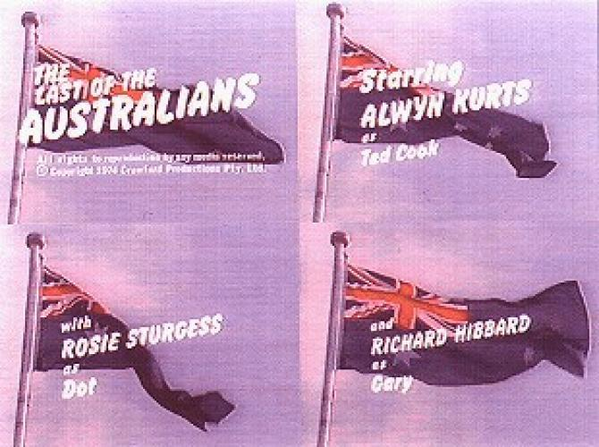 Last Of The Australians next episode air date poster