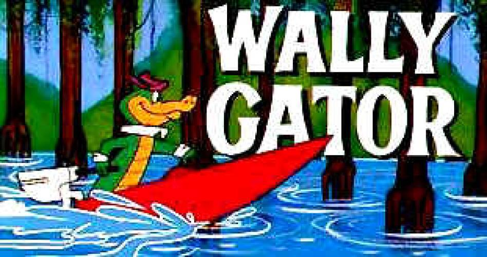 Wally Gator next episode air date poster