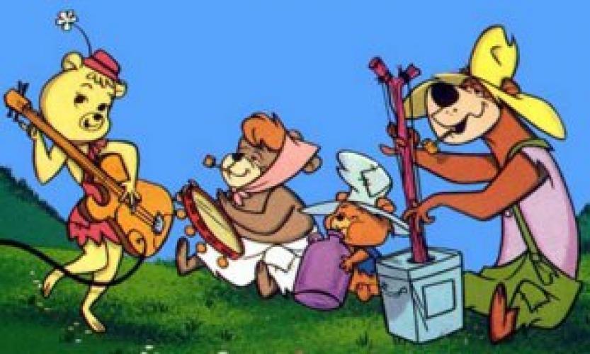 Hillbilly Bears next episode air date poster