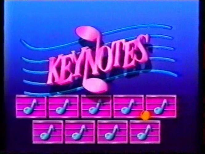 Keynotes next episode air date poster