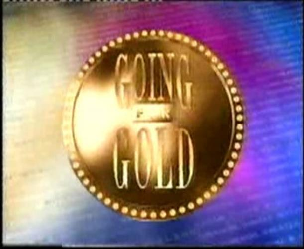 Going For Gold next episode air date poster