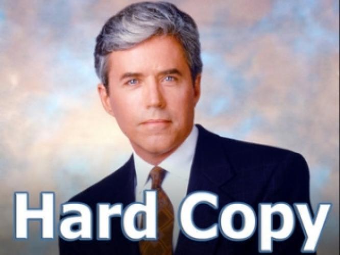 Hard Copy next episode air date poster