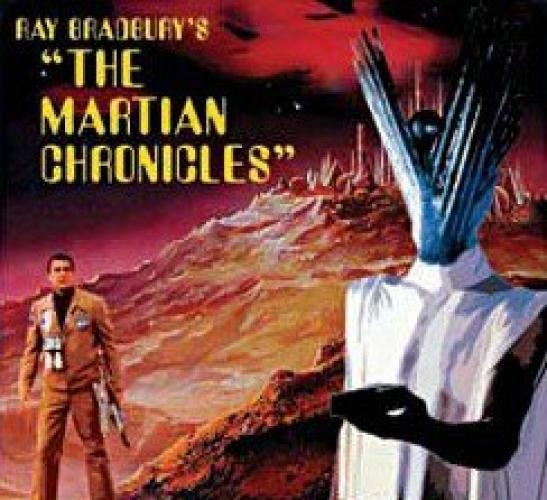 The Martian Chronicles next episode air date poster