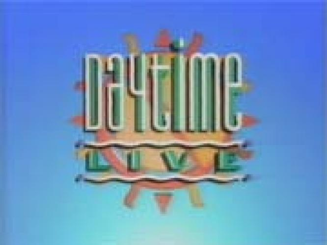 Daytime Live next episode air date poster