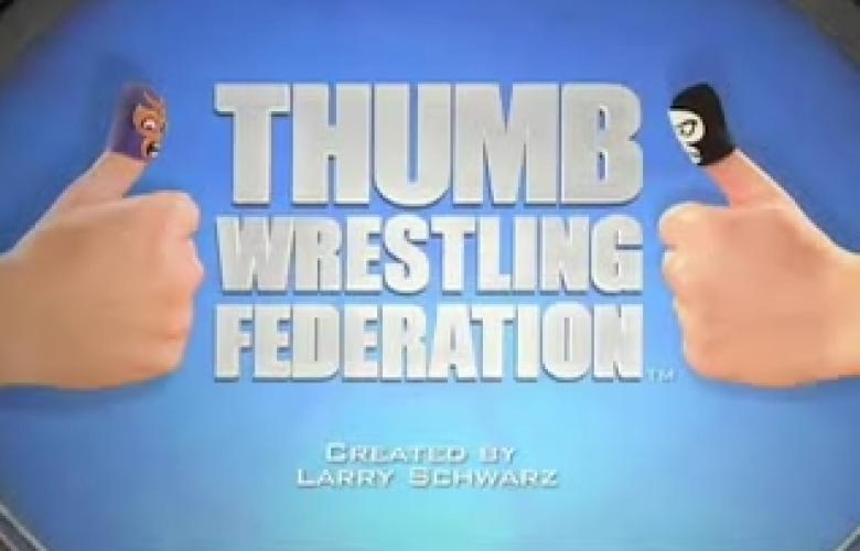 TWF: Thumb Wrestling Federation next episode air date poster