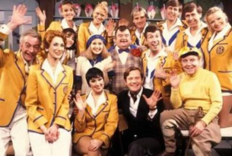Hi-de-Hi! next episode air date poster