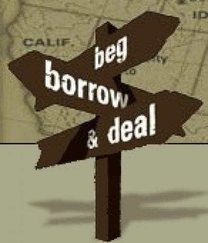 Beg, Borrow & Deal next episode air date poster
