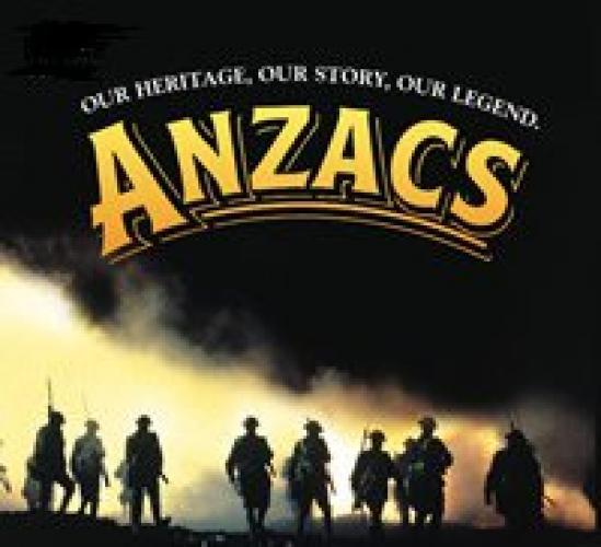 Anzacs next episode air date poster