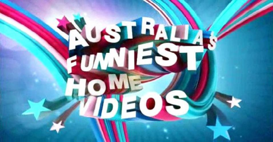 Australia's Funniest Home Videos next episode air date poster