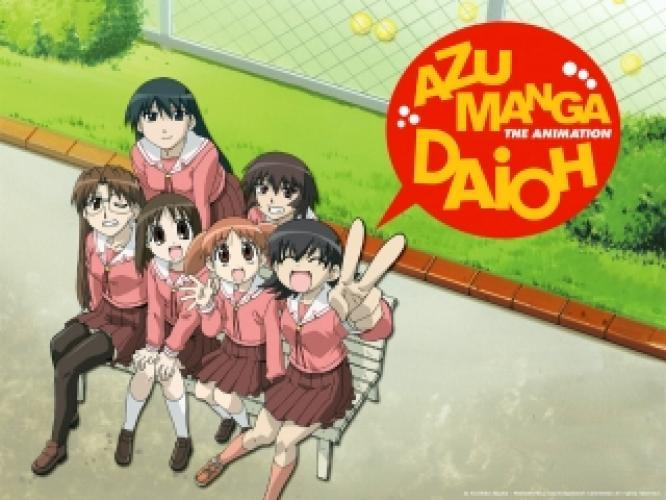 Azumanga Daioh next episode air date poster
