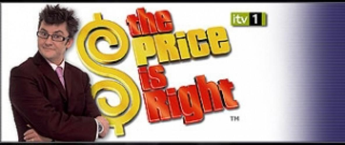 The Price Is Right (UK) next episode air date poster