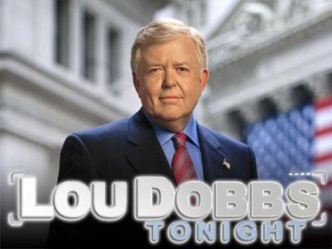 Lou Dobbs Tonight next episode air date poster