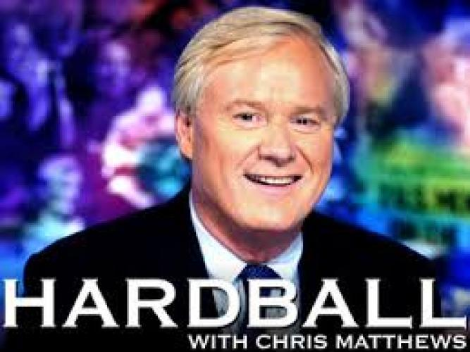 Hardball with Chris Matthews next episode air date poster