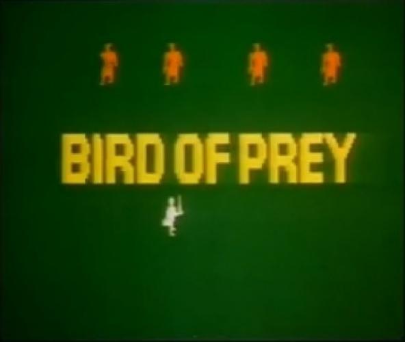 Bird of Prey next episode air date poster