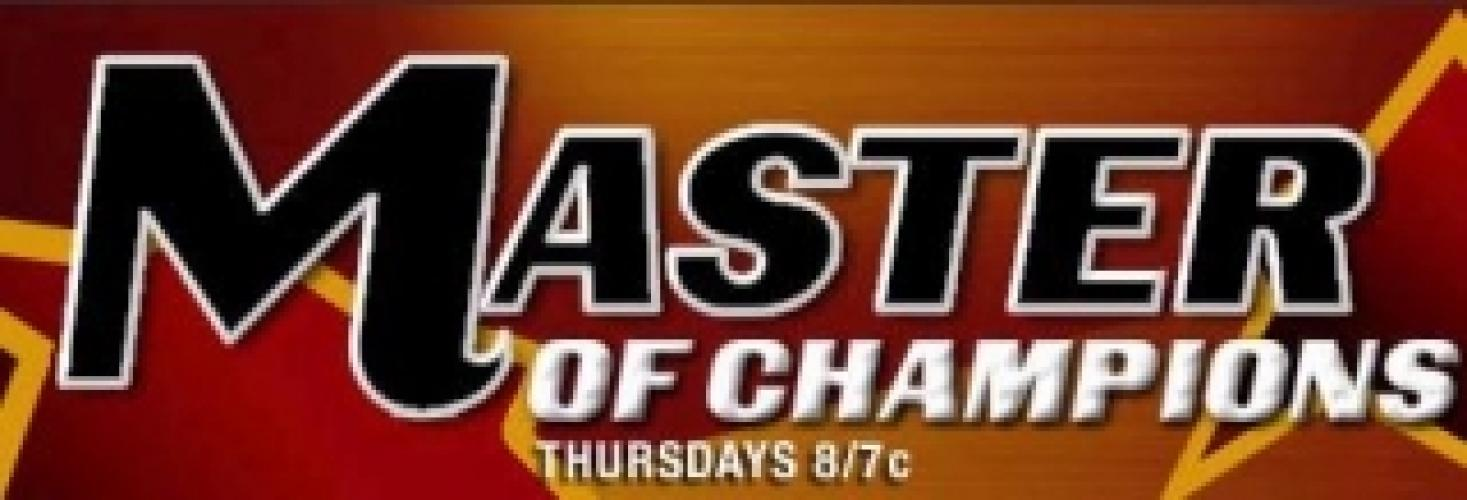 Master of Champions next episode air date poster