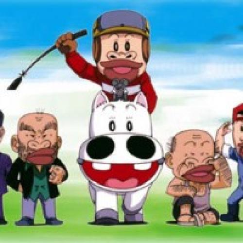 Midori no Makibao next episode air date poster