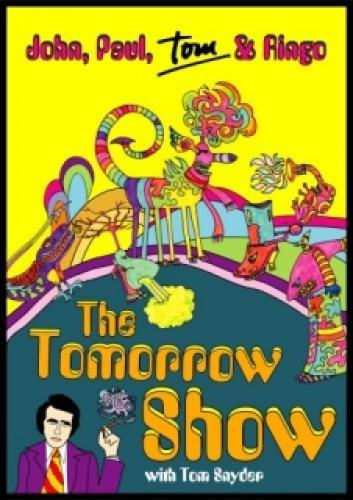 The Tomorrow Show next episode air date poster