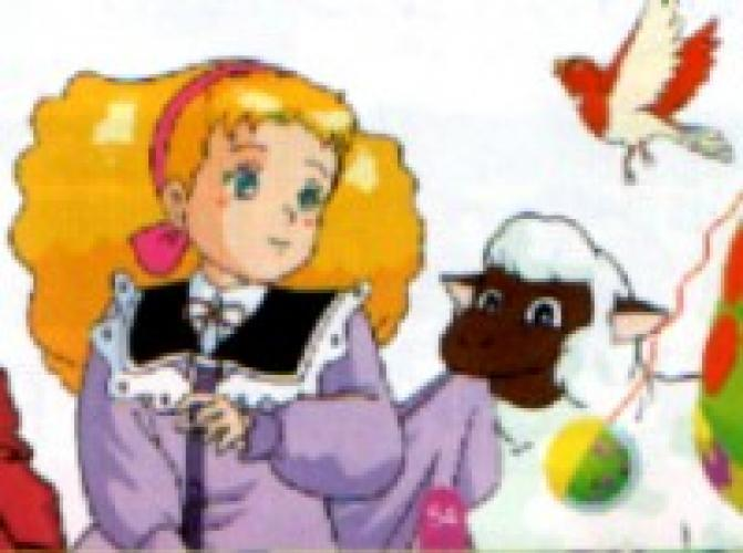 Anime Himitsu no Hanazono next episode air date poster