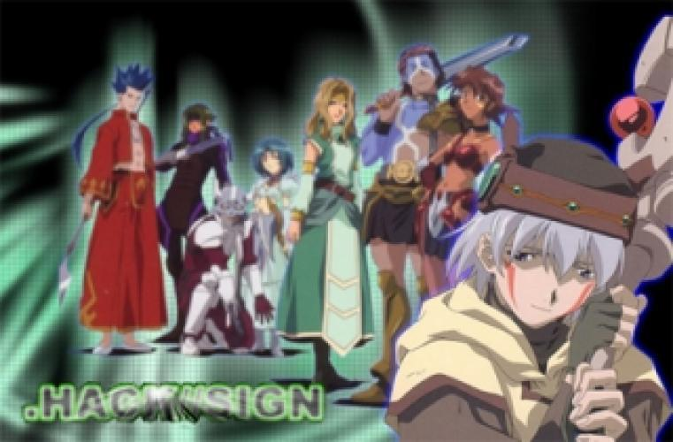 .hack//SIGN (US) next episode air date poster