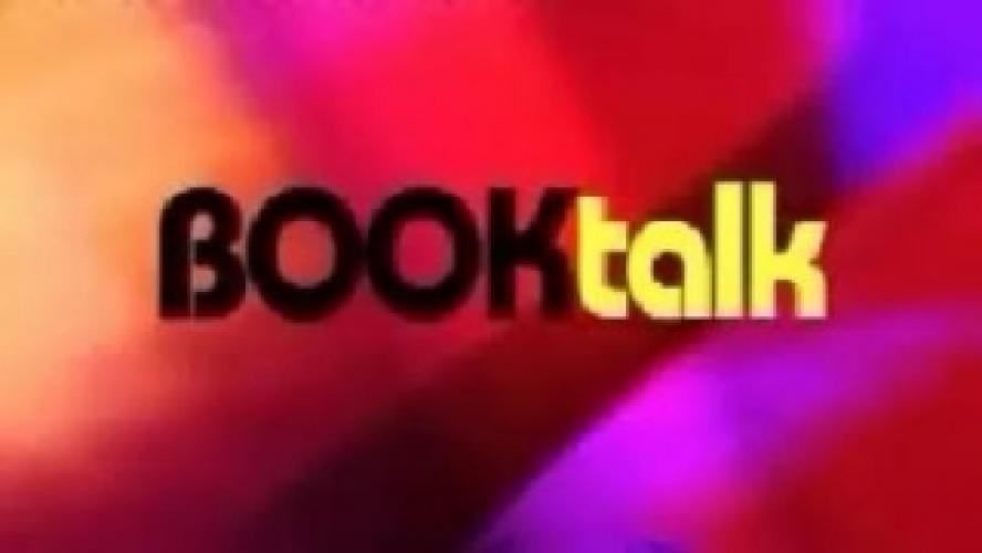 BOOKtalk next episode air date poster