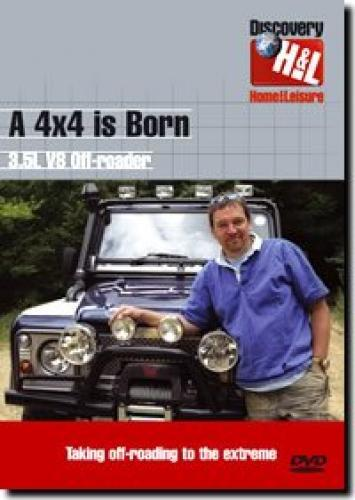 A 4x4 is Born next episode air date poster