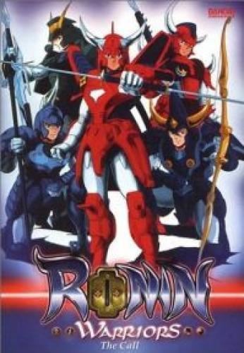 Ronin Warriors next episode air date poster
