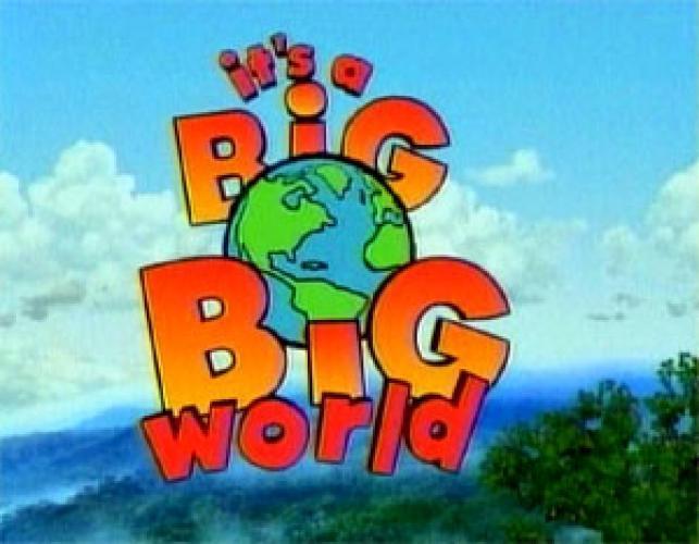 It's a Big Big World next episode air date poster