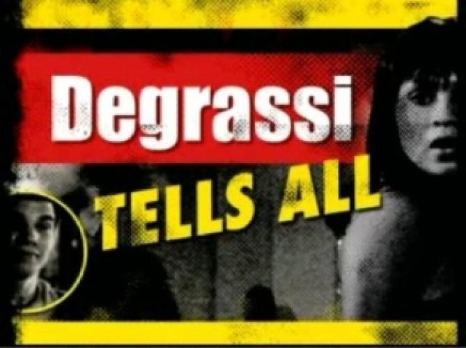 Degrassi Tells All next episode air date poster
