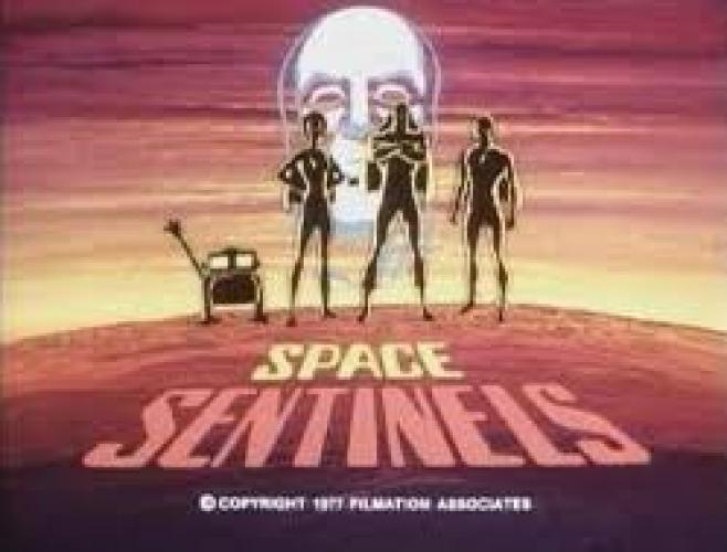 Space Sentinels next episode air date poster