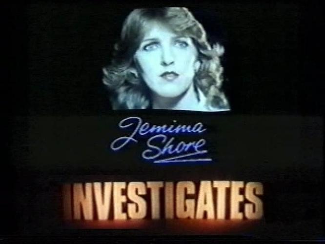 Jemima Shore Investigates next episode air date poster