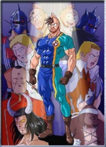 Kinnikuman next episode air date poster