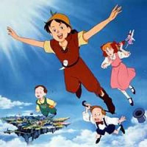 Peter Pan no Boken next episode air date poster