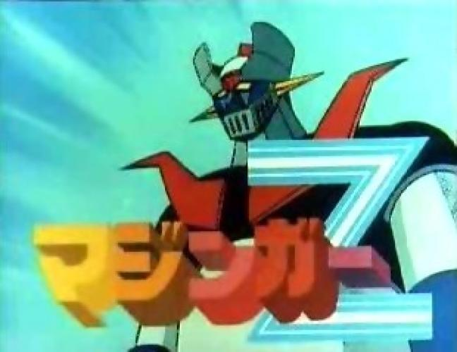 Mazinger Z next episode air date poster