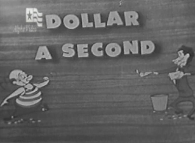 Dollar A Second next episode air date poster