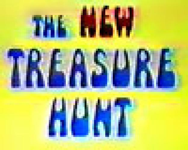 The New Treasure Hunt next episode air date poster