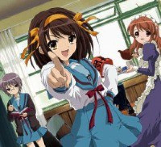 The Melancholy of Haruhi Suzumiya next episode air date poster